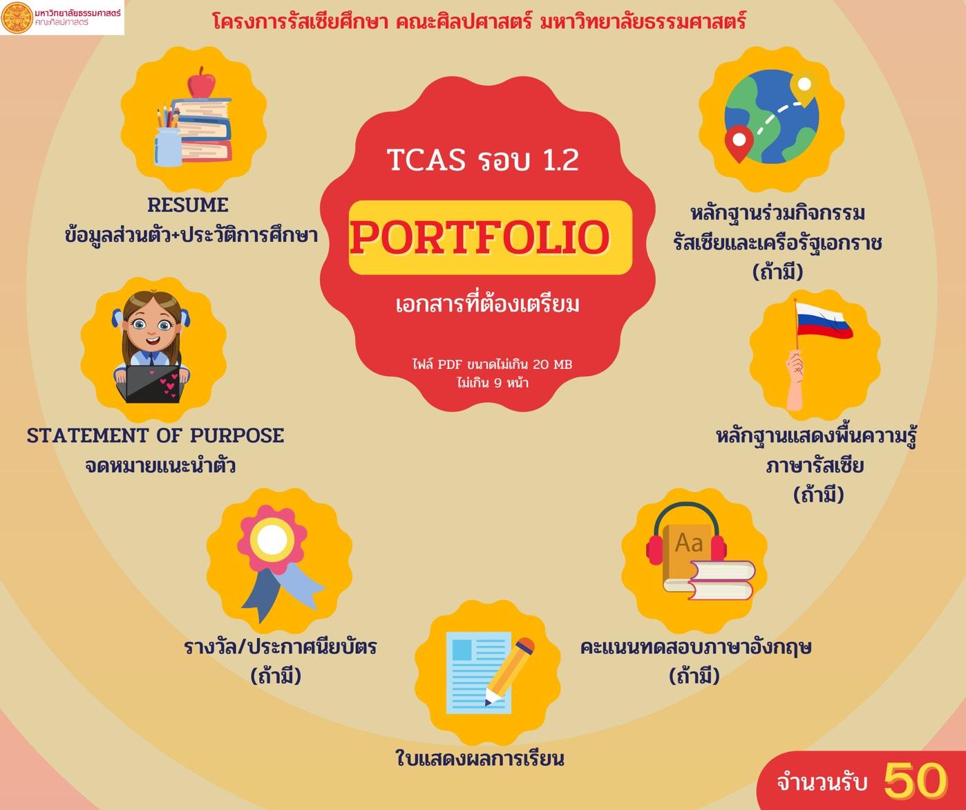 TCAS64 Portfolio 1.2 - 1